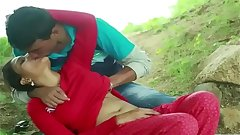 Indian Sex Chudai Of Desi Young Couple Outdoor