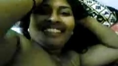 Shy Sexy Busty indian aunty filmed and exposed by hubby